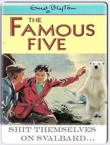 Phrase... Famous five fuck