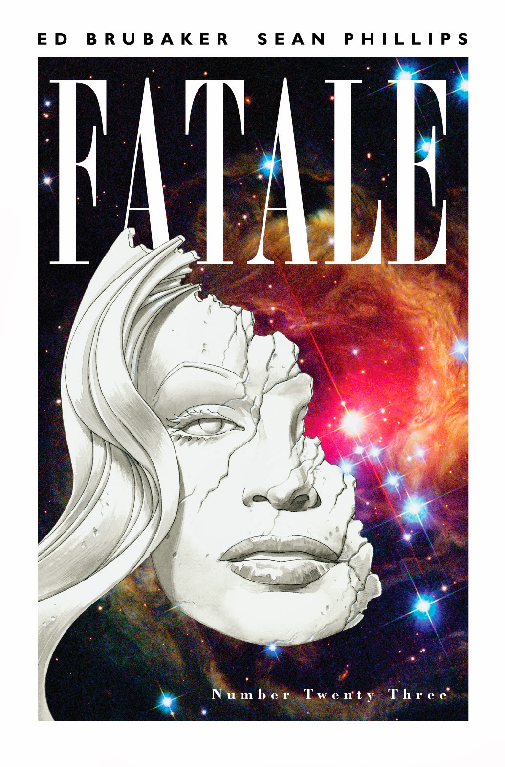 The Art Of Sean Phillips: Fatale #23 cover