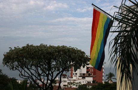 Hotel Boutique Casa Cúpula, hotel gay, Puerto Vallarta