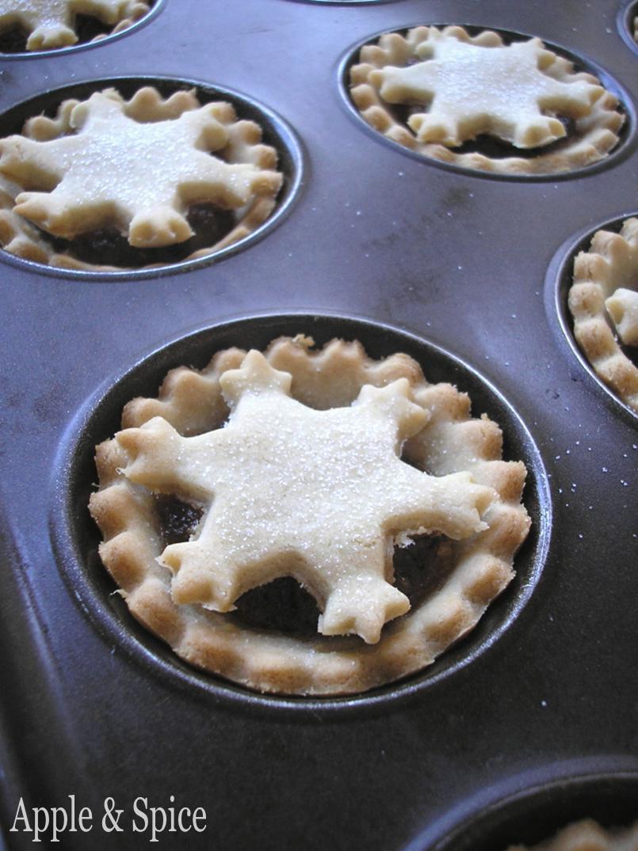 Apple & Spice: Gluten Free Mince Pies