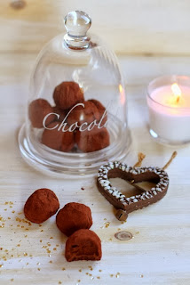 Trufes de xocolata i maracuià