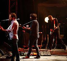 A punto de empezar la gira de Wilco