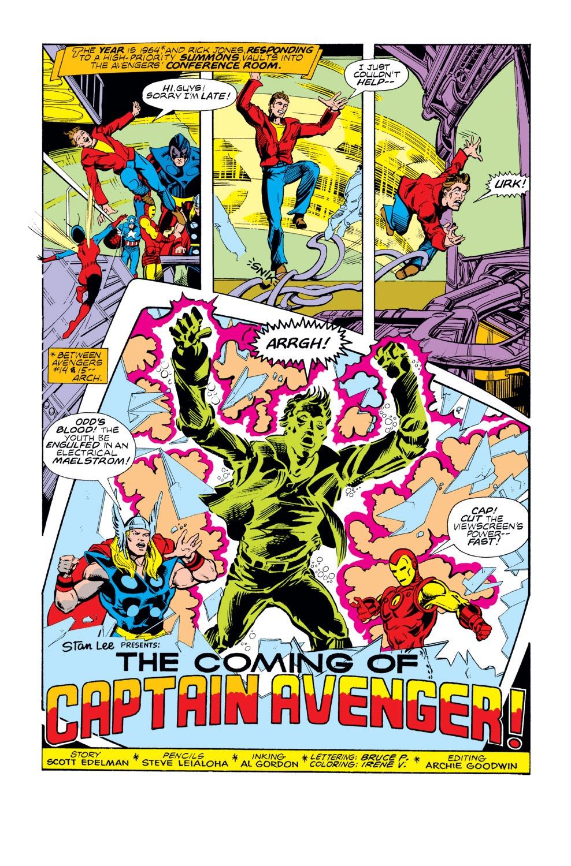Captain America (1968) Issue #221 #135 - English 14
