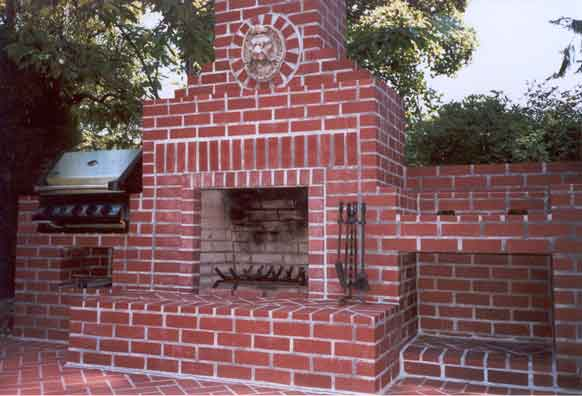brick box image outdoor brick grill