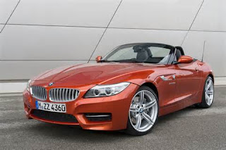 BMW's Z4 still has a handle on hot