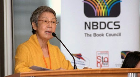 Singaporean writer Suchen Christine Lim said she's curious about Vietnamese literature and wants to exchange more with Vietnamese writers.