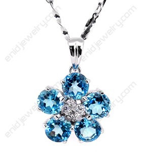 Flower Shaped Jewelery