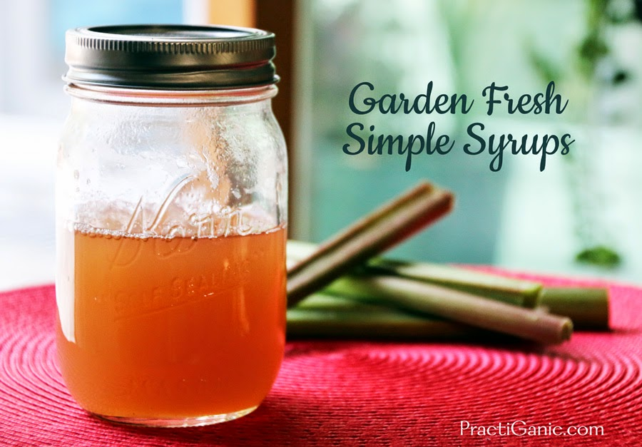 DIY Simple Syrups