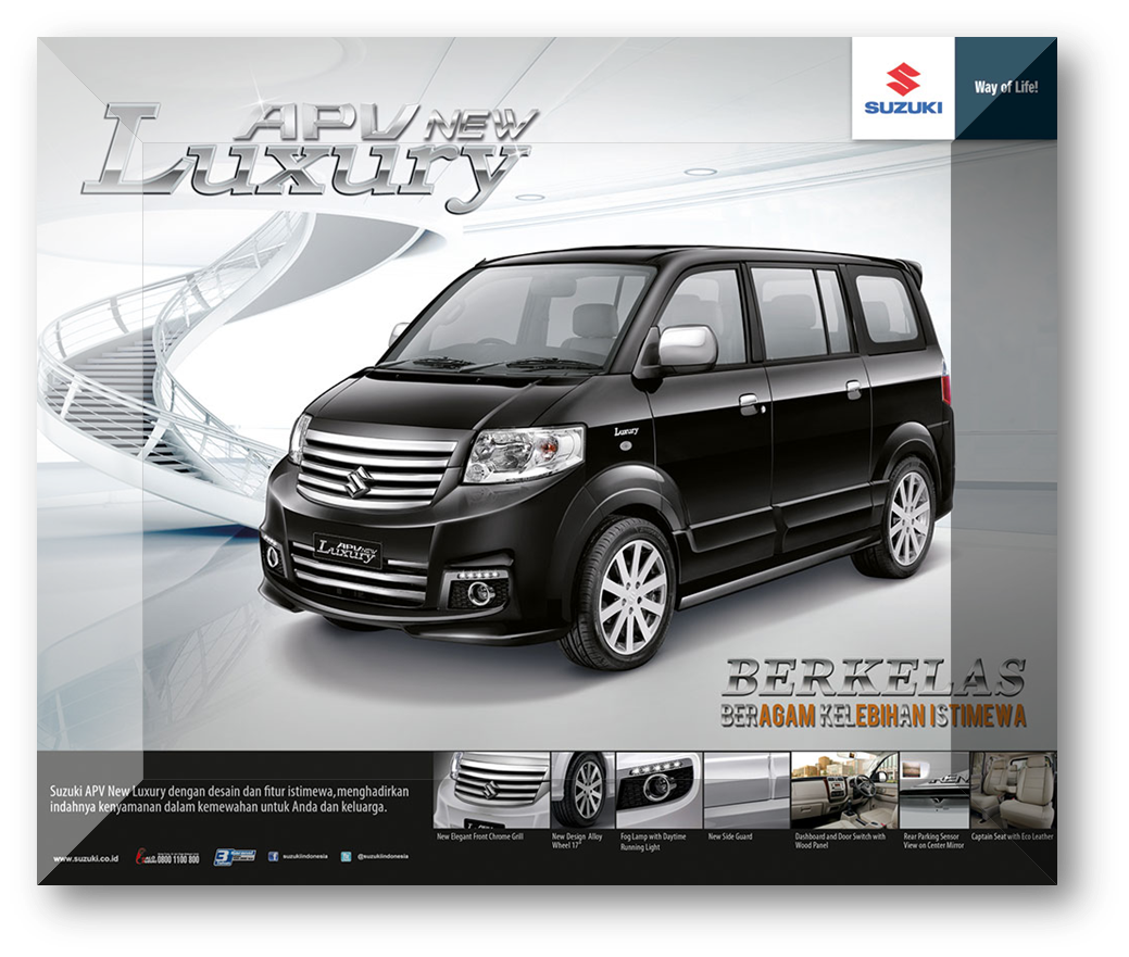 APV New Luxury 2014