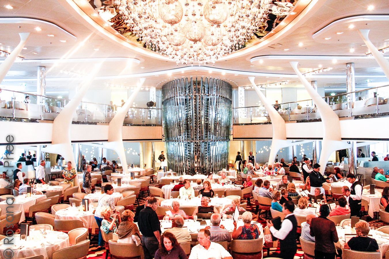 Celebrity Silhouette - - Dining Guide - Beyondships2