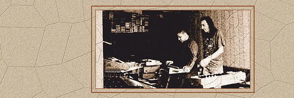 Андрей Климковский & Игорь Колесников | Диггер на равнине | Студийная экспериментальная сессия от 29 августа 2010 года | полная видеозапись на CD