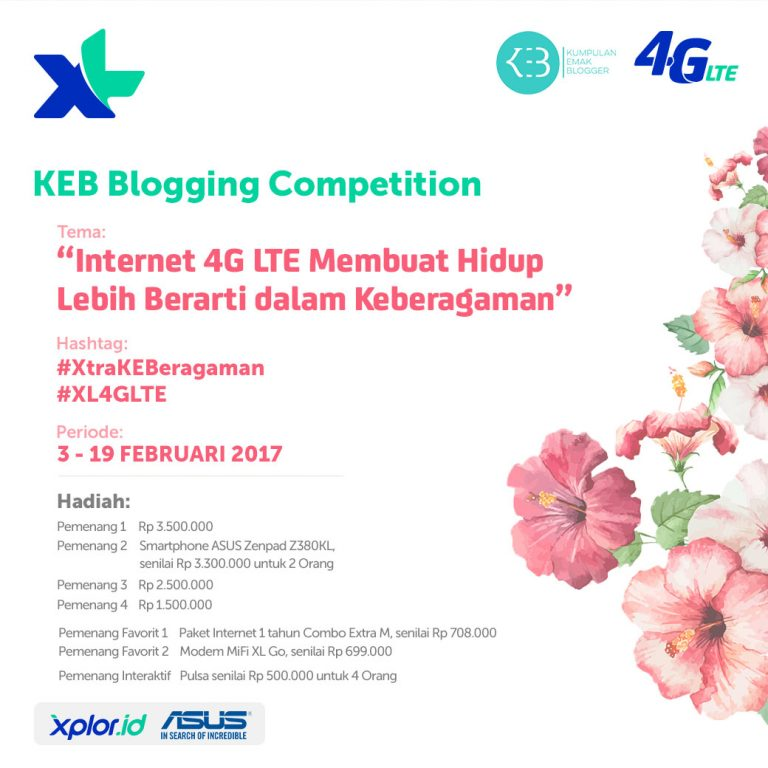 KEB Blog Competition