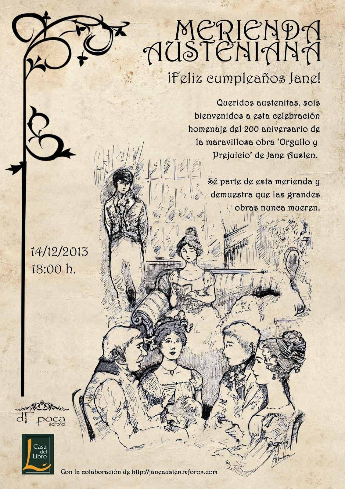 Austen in Malaga