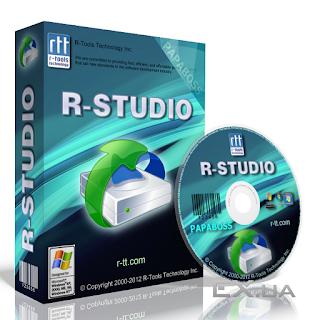R-Studio Network Edition برنامج قوي جدا لاستعادة الملفات المحذوفة حتى بعد الفورمات