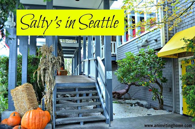 Salty's in Seattle