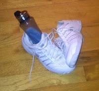 Blu in a Shoe