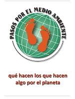 Proyecto Pasos por el medio ambiente.