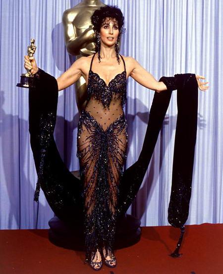 Cher la Oscar în 1988