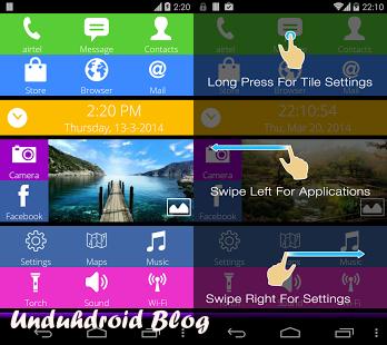 Nokia X Launcher Android Rasa Nokia X