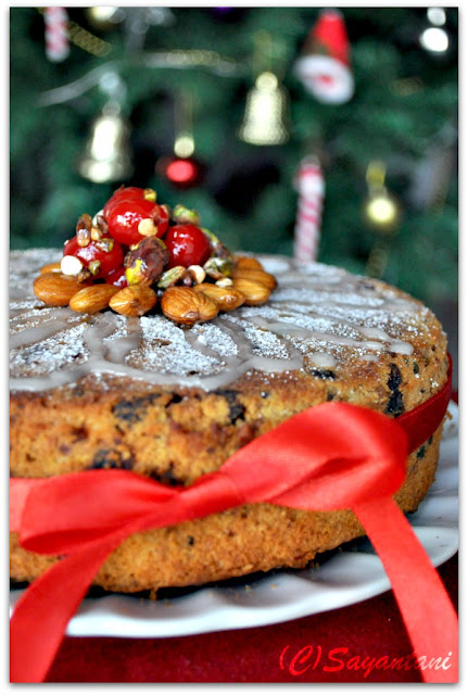 Ww Fruit Cake
