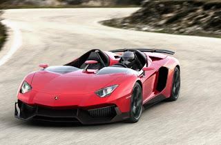 Gambar Mobil Lamborghini Aventador J