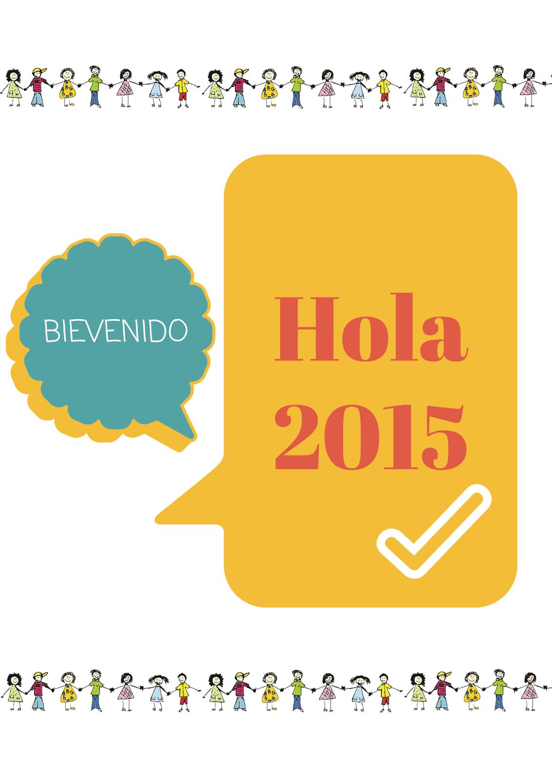 Aqu entre ni os jard n infantil bienvenido 2015 for Cronograma jardin infantil 2015