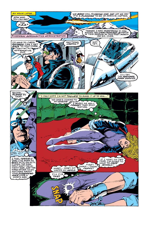 Captain America (1968) Issue #409 #358 - English 8