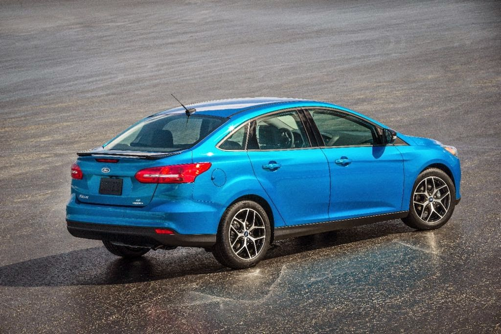 ford will complete the focus refresh later in the year as it unveils the new version of the focus st
