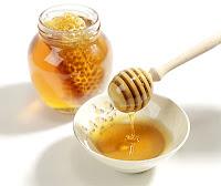 العسل للبشرة الجافة