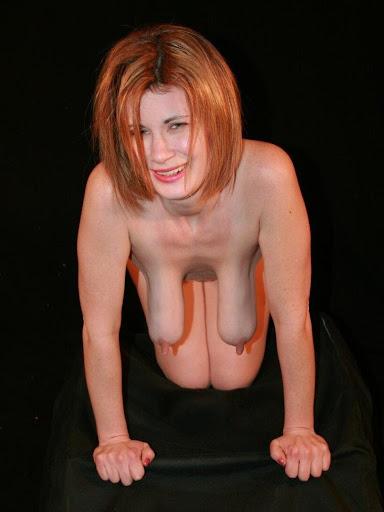 Nackt Bilder : Lange Schlauchtitten   nackter arsch.com