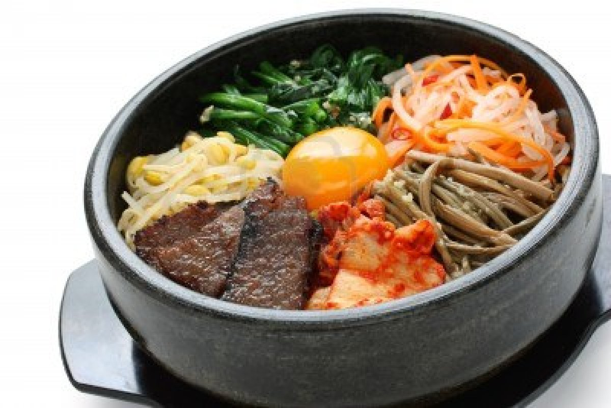 Shinyoung korean food for Authentic korean cuisine