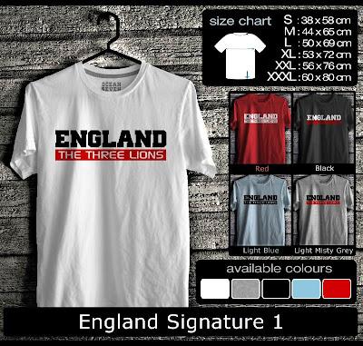 kaos distro england signature 1