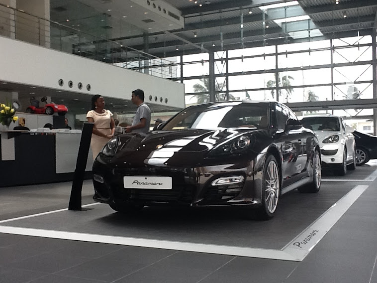 Porshe Centre Lagos Managers Table
