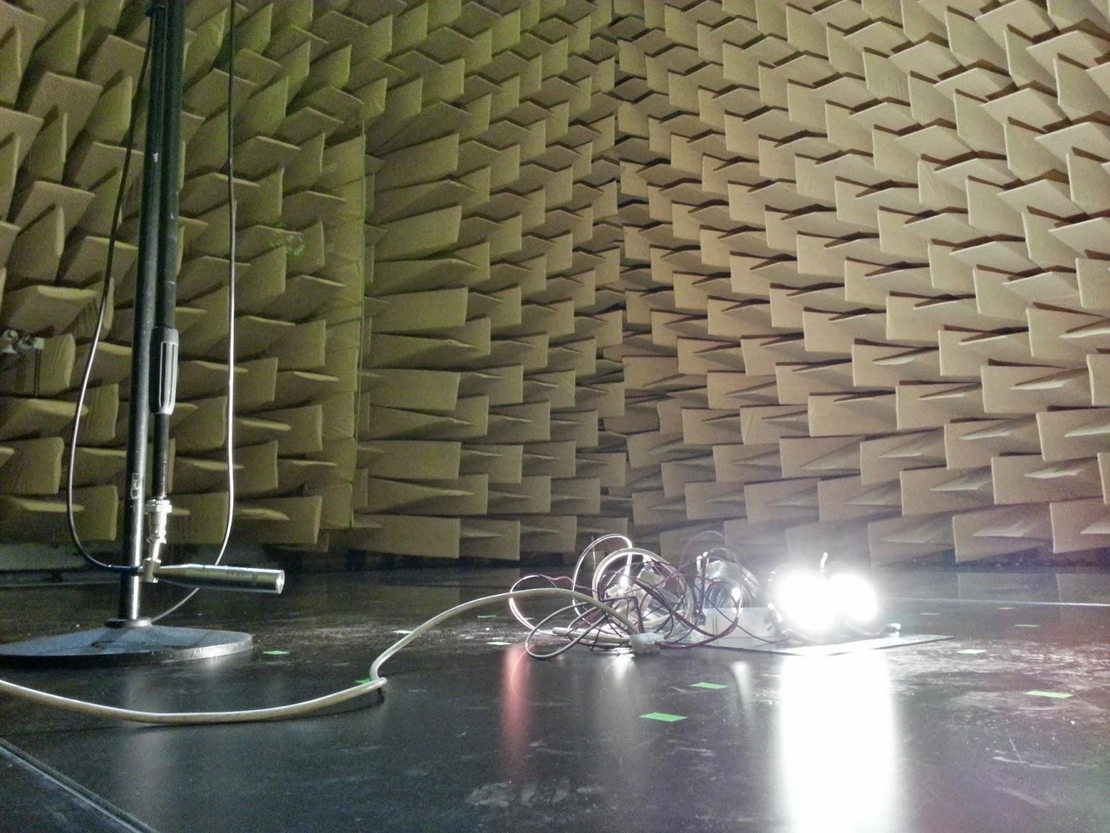 Pomiar poziomu mocy akustycznej opraw oświetleniowych