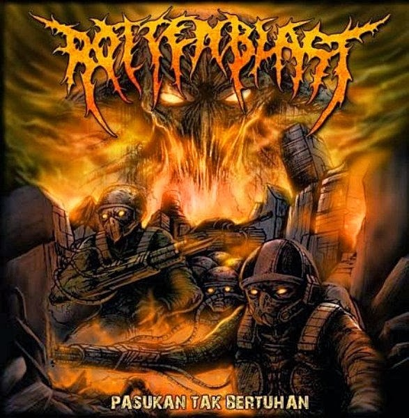 Rottenblast - Pasukan Tak Bertuhan 2013