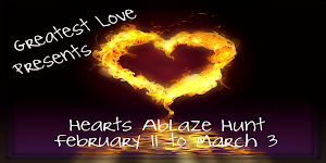 OFFICIAL BLOGGER OF HEARTS ABLAZE HUNT