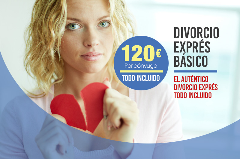 Divorcio Exprés Básico en Granada