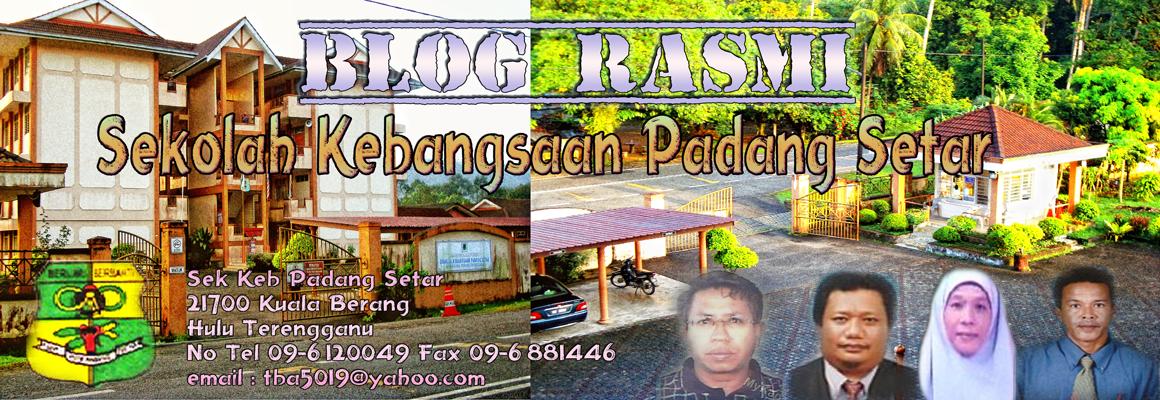 WELCOME SK PADANG SETAR