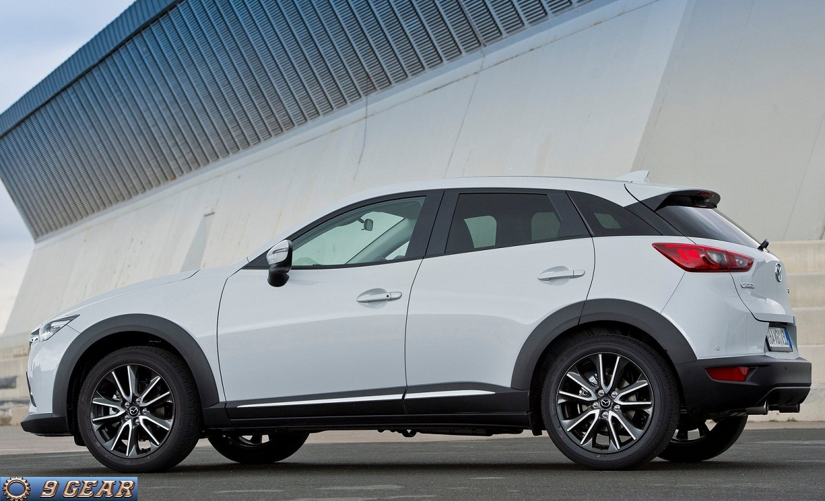 Mazda Cx 3 2019 >> Discover the all-new Mazda CX-3 crossover SUV | Car Reviews | New Car Pictures for 2018, 2019