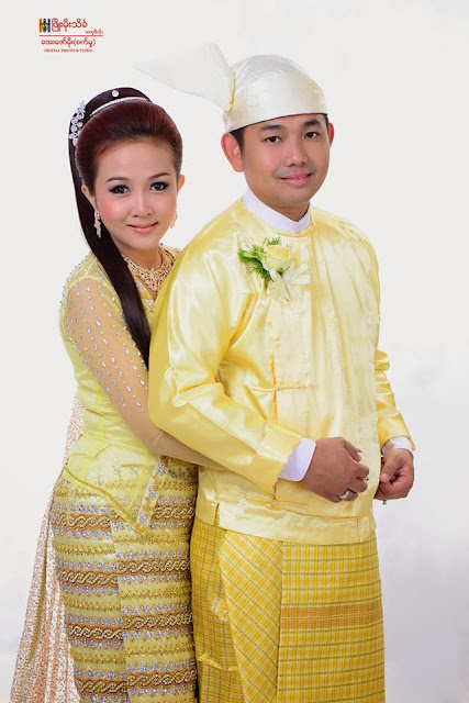 myanmar famous singer wyne su khine thein pre-wedding photo
