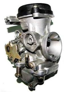Cara Menyetting Menyetel Karburator yang benar