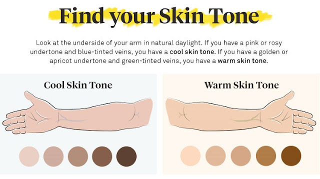 Find Your Skin Tone