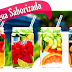 Águas saborizadas #sersaudável