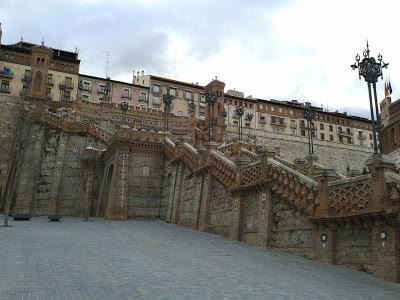 Escalinata Neomudéjar