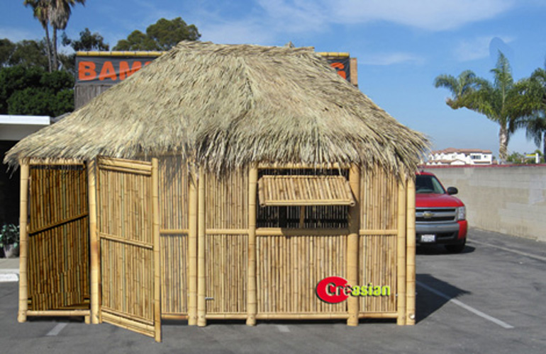 U003du003eWholesale Of Thatch Roofing Coverof Palapas, Tiki Huts(Roll,runners Triple  Thicknessthatching U00269 Year Of Thatched Use   2.1/2 X 30 Ft Panels U0026  20 Ft(dia) ...