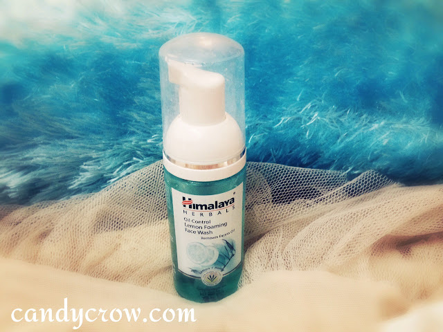 Himalaya Oil Control Foaming Face wash Review