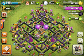 Base Ultimate Trophy TH 8