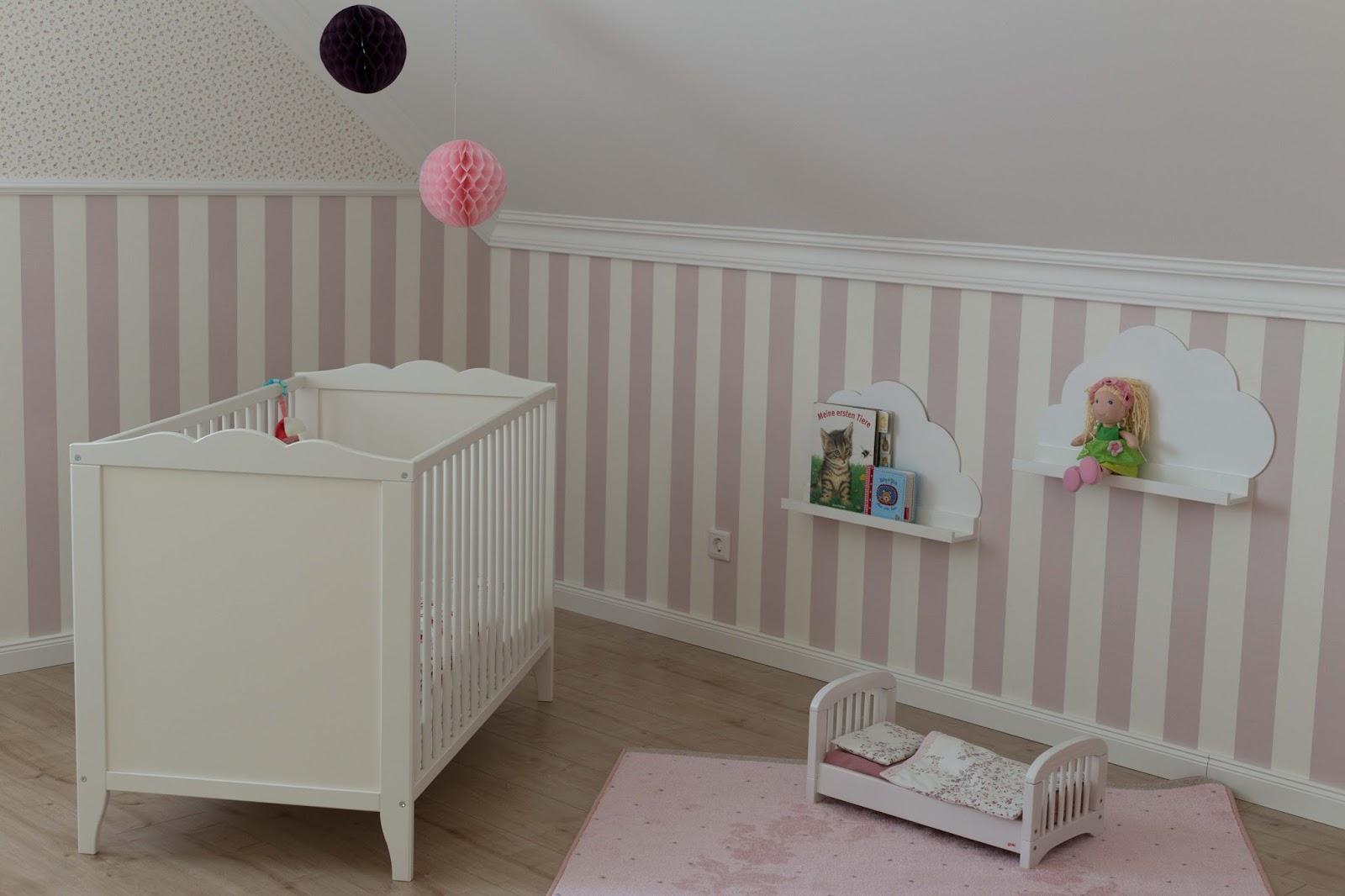 Lebensimpressionen: Mädchenzimmer + Geschenkideen für Einjährige