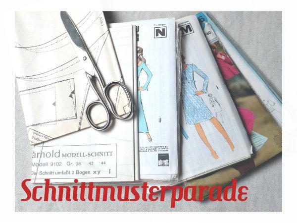 Nahtzugabe. Nähen und DIY in Berlin.: Schnittmusterparade Mai/Juni