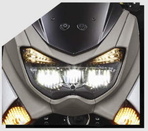 Yamaha NMAX - Lampu LED Depan